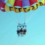 Parasailing, Pool Bars, and Myrtle Beach Adventures