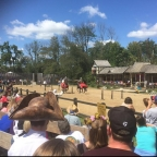JOUSTING (and Other Reasons to Visit Ohio's Renaissance Festival)