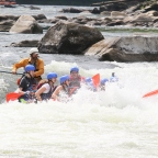 Adventures on the Gorge Part 2: Rafting the New River Gorge!